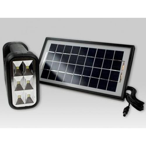 Solar Aydınlatma Sistemi