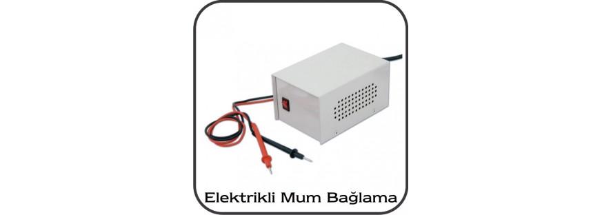 Elektrikli Mum Bağlama Cihazı