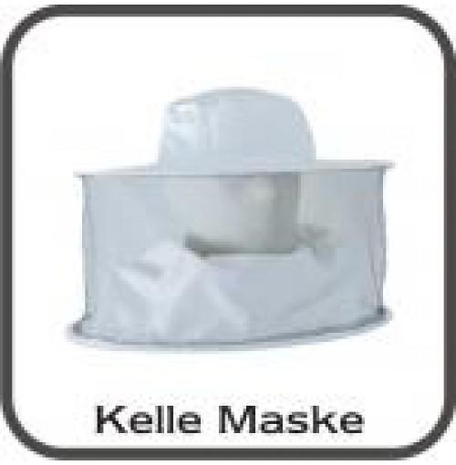Kelle Maske / Baş Maske