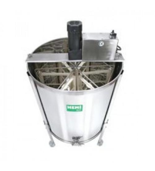 Hemibee Motorlu Bal Süzme Makinesi 4 Çerveli