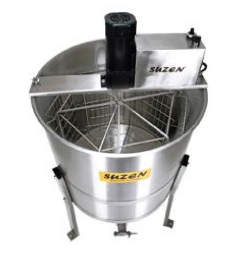 Suzen Motorlu Yatarlı Bal Süzme Makinesi (70x70)