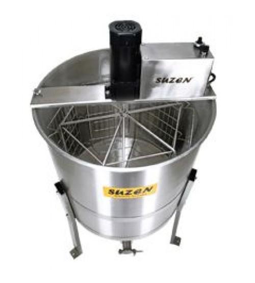 Suzen Motorlu Bal Süzme Makinesi 6 Çerçeveli